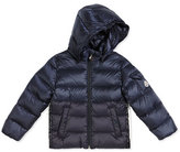 Moncler Aymeric Puffer Coat, Navy, Size 12M-3