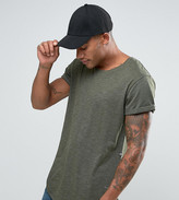 G-star Be Raw T-shirt Vontoni Longline Loose Fit Crew Washed Out In Green