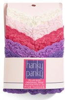 Hanky Panky Plus Size Women's Thong