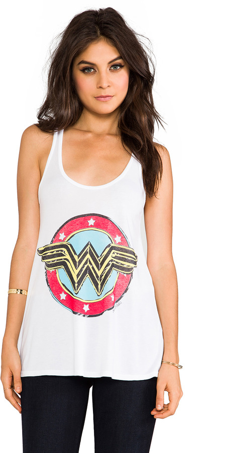 Lauren Moshi Nancy Color Wonder Women Swing Tank