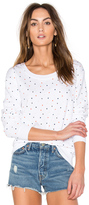Stateside Polka Dot Sweatshirt
