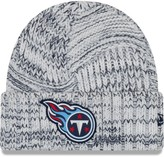 New Era Women's White Tennessee Titans 2019 NFL Sideline Official Knit Hat