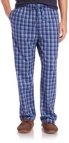 Derek Rose Ranga Plaid Pajama Pants