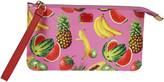 Dolce & Gabbana Fruits Print Clutch
