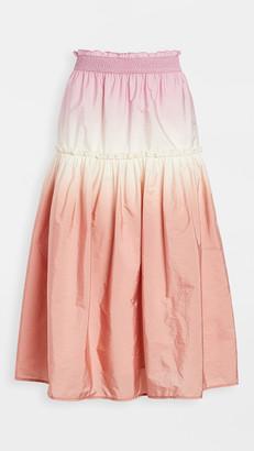 Sea Zanna Smocked Skirt