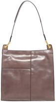 Hobo Domina Leather Shoulder Bag