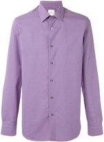 Paul Smith classic long sleeve shirt - men - Cotton - 15