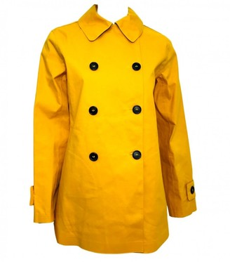 Church's Yellow Synthetic Jackets