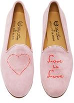 Del Toro M'O Exclusive: Love Is Love Slipper