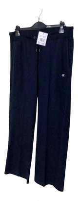 Champion Blue Cotton Trousers