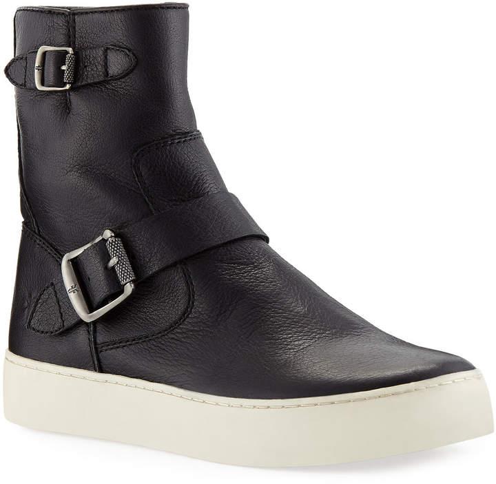 Frye Lena Engineer Bootie Sneakers
