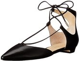 Ivanka Trump Women's Tavyn Pointed Toe Flat