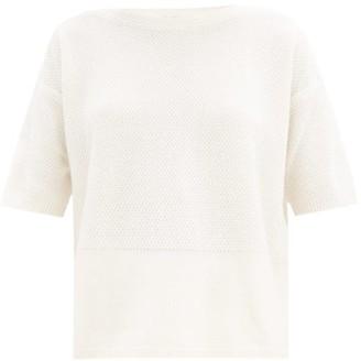 Max Mara Boario Sweater - White