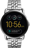 Fossil Q Gen 2 Wander Stainless Steel Bracelet Touchscreen Smart Watch 45mm FTW2111