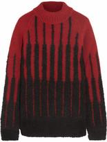 Etro Magalia intarsia wool-blend sweater