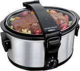Hamilton Beach Stay or Go 7-qt. Oval Slow Cooker