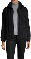 Zac Posen Women's Olivia Quilted Puffer Coat