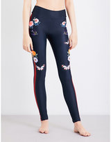 The Upside In The Night Garden stretch-jersey leggings