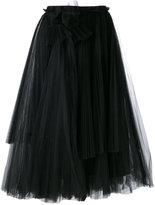 Rochas shift skirt - women - Polyamide - 38