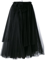 Rochas shift skirt - women - Polyamide - 44