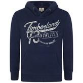 Timberland TimberlandBoys Navy Hooded Sweater