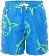 Polo Ralph Lauren Men's Shark Print Swim Shorts