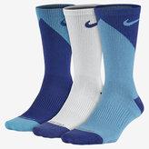 Nike Dry Cushion Graphic Crew Training Socks (3 Pair)