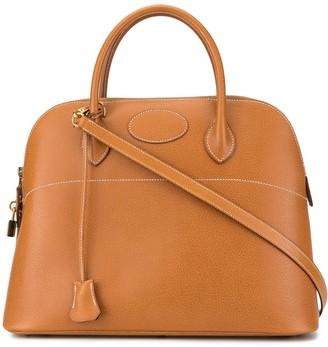 Hermes 1995 pre-owned Bolide 35 way bag