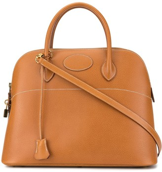 Hermes Pre-Owned 1995 Bolide 35 way bag