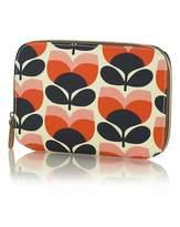 Orla Kiely Flower Stripe Makeup Case