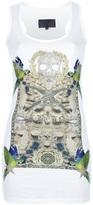 Philipp Plein printed vest top