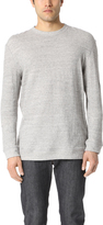 Naked & Famous Denim Long Sleeve Double Faced Shirt