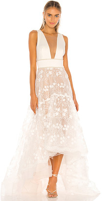 Bronx And Banco and Banco Fiona Bridal Gown