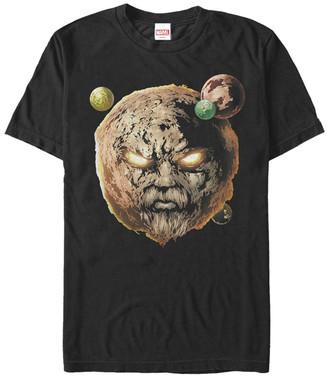 Fifth Sun Men's Tee Shirts BLACK - Guardians of the Galaxy Black Ego Tee - Men