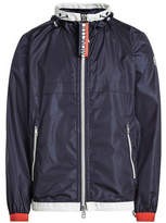 Moncler Alshat Shell Jacket with Hood