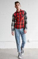 LA.EDIT Vintage Acid Wash Skinny Jeans