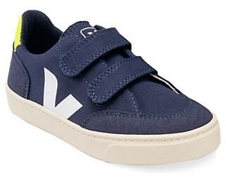 Veja Little Kid's & Kid's Esplar Organic-Cotton Grip-Tape Sneakers