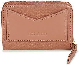 Nat & Nin PIA women's Purse wallet in Pink