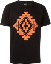 Marcelo Burlon County of Milan 'Staff' T-shirt - men - Cotton - XS