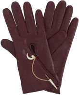 Henri Bendel Moon Pin Gloves