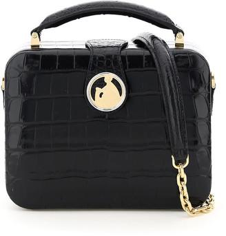 Lanvin Bento Box Minaudiere Bag