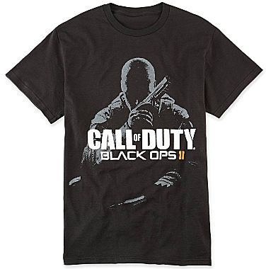 JCPenney Call of Duty Black Ops Lone Wolf Graphic Tee