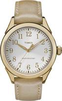 Timex Women's TW2P99300GP Style Elevated Dial Wrist Watch