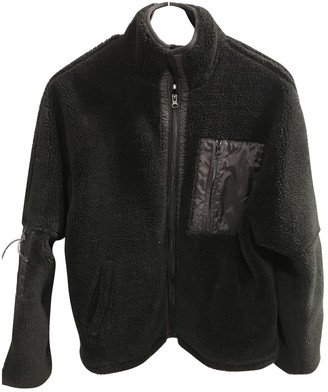 Urban Outfitters Black Coat for Women