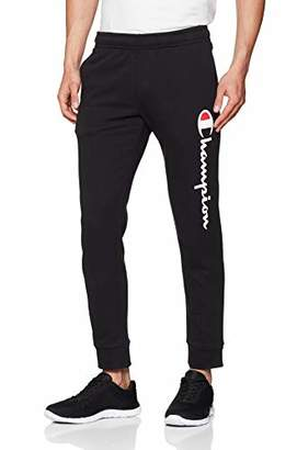 Champion Men's Rib Cuff Pants 212092 Sports Tights,W34/L39 (Size: )