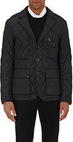 Ralph Lauren Black Label MEN'S QUILTED JACKET-BLACK SIZE L