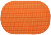 Asstd National Brand Kraftware Fishnet Set of 12 Oval Placemats