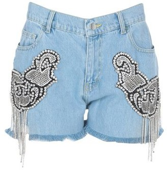 MARCO BOLOGNA Denim shorts