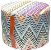 Missoni Home Kew Cylindrical Pouf - T59 - 40x30cm