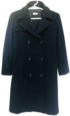 Max & Co. Black Wool Coat for Women
